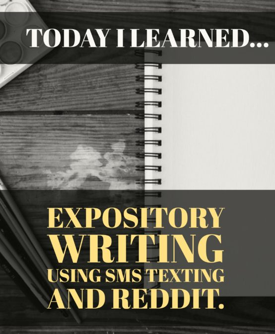 Today I learned- Texting