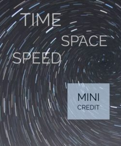 Time Space and Speed