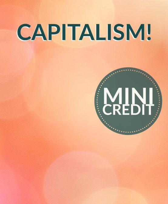 Capitalism!